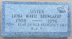 Sr Lioba Marie Brungardt