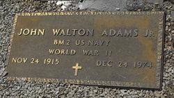 John Walton Adams, Jr