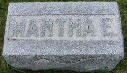 Martha E. <I>Forman</I> Ames