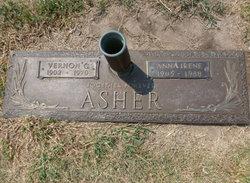 Vernon G Asher