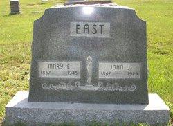 Mary Ellen <I>Hibbs</I> East