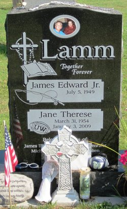 Jane Therese <I>Herron</I> Lamm