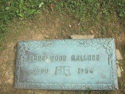 Mary Wood <I>Hager</I> Mallory