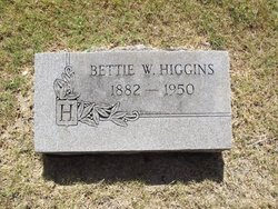 Betty Webb Higgins