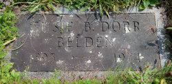 Susie Belle <I>Dorr</I> Belden