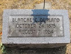 Blanche C <I>Coryell</I> Durland