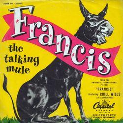The Talking Mule <I>Molly</I> Francis