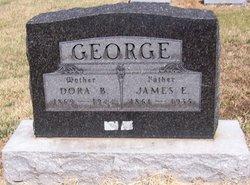 """James E. """"JE"""" George"""