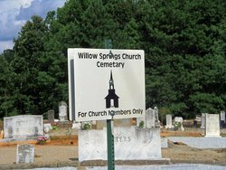 Willow Springs Church Cemetery