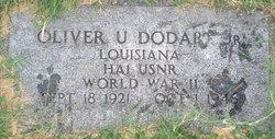 Oliver Ulysses Dodart, Jr