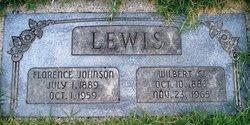 Florence Rosetta <I>Johnson</I> Lewis