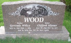 Clifford Ulysses Wood