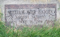 William Moir Hansen