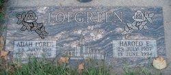Adah Loree <I>Lee</I> Lofgreen