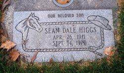 Sean Dale Higgs