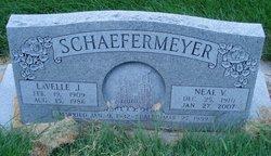 Emma LaVelle <I>Jones</I> Schaefermeyer