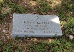 Roy Lee Baxter