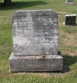"Barton T. ""John"" Blackmer"