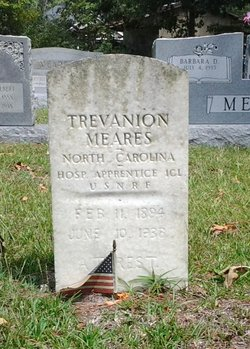 Trevanion Keldon Meares