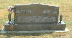 Loretta Marie <I>Walker</I> Walton