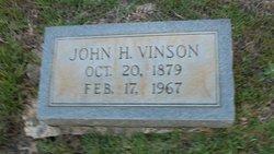 John H. Vinson