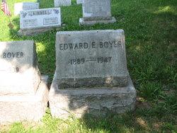 Earnest Edward Boyer
