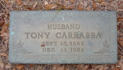 Tony Carrabba