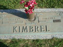 Evelyn Lucille <I>Reynolds</I> Kimbrel