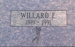 "Willard Ellsworth ""Bill"" Alford"