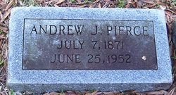 Andrew Jackson Pierce