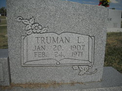 Truman Leonard Edgar