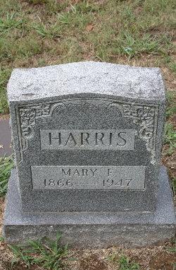 Mary Elizabeth <I>Coop</I> Harris