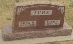 Anna M Suhr
