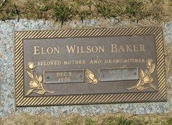 Pruda Elon <I>Wilson</I> Baker