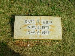 Kate <I>Taliaferro</I> Wild