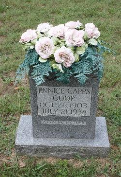 Ennice <I>Capps</I> Coop