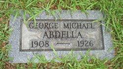 George Michael Abdella