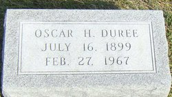 Oscar Hugh Duree