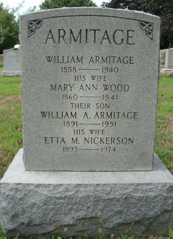 William Armitage