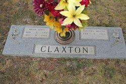 Willie Lewis Claxton