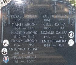 Rosalie <I>Rappa</I> Abono