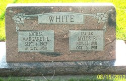Myles Roy White