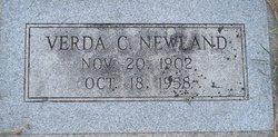 Verda <I>Coker</I> Newland