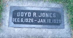 Boyd Ralph Jones
