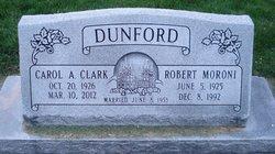Robert Moroni Dunford