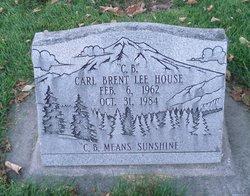 Carl Brent <I>Lee</I> House
