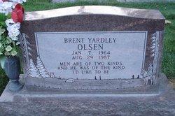 Brent Yardley Olsen
