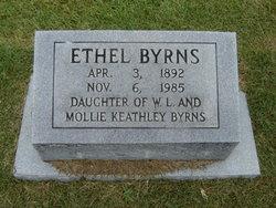 Ethel Byrns