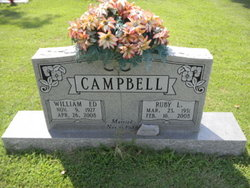 Ruby Lee Campbell