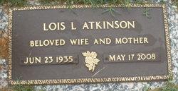 Lois <I>Lacy</I> Atkinson
